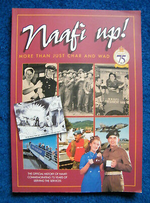 The Official History of NAAFI 1921 - 1996. 75th Anniversary.