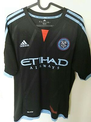 Camiseta New York City MLS Temp 2015  Pirlo