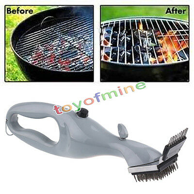 Picnics Barbecue Grill Daddy Cleaner BBQ Grill Brush Cleaning Tools