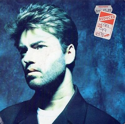 """GEORGE MICHAEL - WAITING FOR THAT DAY - PS  - 90's  - 7"""" VINYL"""