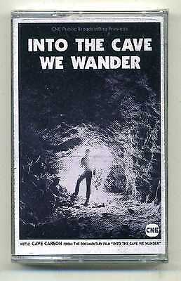 MY CHEMICAL ROMANCE Into The Cave We Wander Promo Gerard Way Cassette Rare HTF