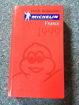 Guide Michelin France 1999