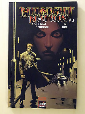 BD COMICS midnight nation 1  collection SEMIC books BETAT EO (R1 GD32)