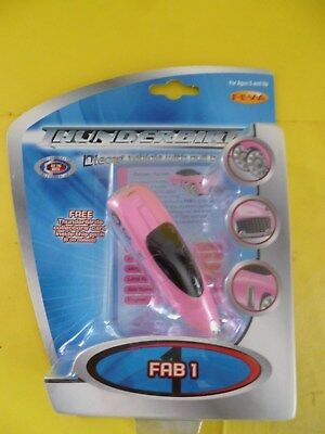 Feva  Gerry Anderson Lady Penelope Fab 1 Diecast Vehicle With Pull Back Motor