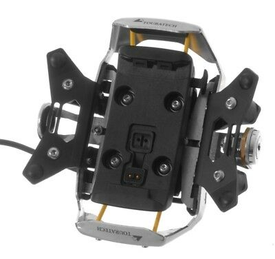 Touratech High Quality Lockable Mount for Garmin Zumo 345LM 350LM 390LM 395LM