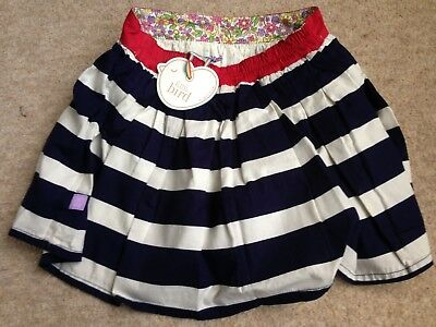 Little Bird Stripey Skirt 18 - 24 Months