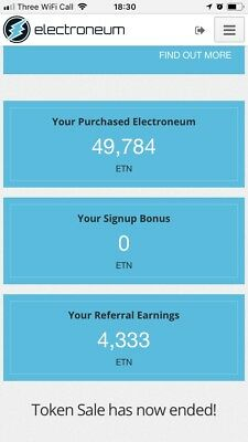 Electroneum - HOTTEST cyrptocurrency - GET YOURS GUARANTEED