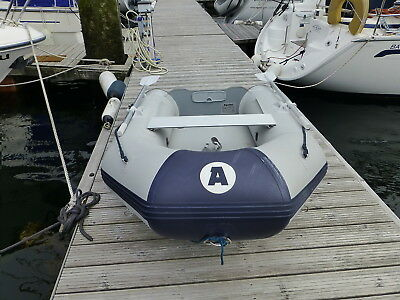 Aquafax AFX-A2.3 Airdeck  Inflatable Dinghy, length 2.3m with inflatable keel