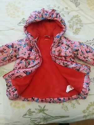lovely oilily coat please read description and see photos size is 92/2t age 2