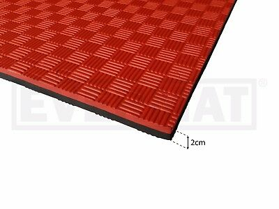 EVERMAT® 14sqm 20mm Thick Reversible Martial Arts Gym Boxing Floor Jigsaw Mat