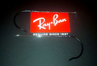 RayBan  Replacement temples Silver  all Aviator 3025-3026-3029-3030-3138