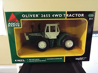 Oliver 2655 4Wd Tractor