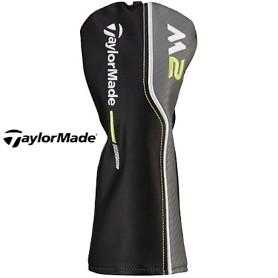 Original 2017 TaylorMade Golf M2 Driver Fairway Hybrid/Rescue Headcovers -Covers