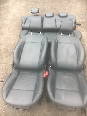 Ford Fiesta 3door Leather Seats