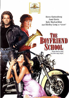 The Boyfriend School A.K.A. Don't Tell Her It's Me - DVD - MOD DVDR