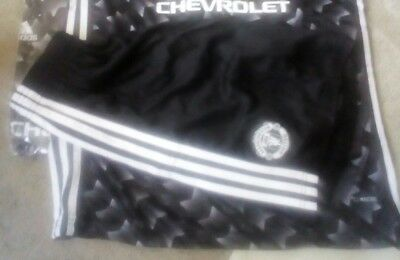 manchester united 2017/18 shorts away kit..xl.  ....Shorts only
