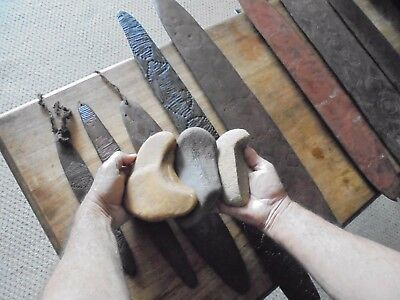 Old Large Woodworking Tools   : Aboriginal
