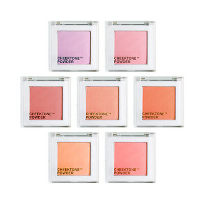 [TONYMOLY] Cheektone Single Blusher (Powder) - 4.2g / Free Gift