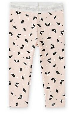NWOT Country Road Peach Leaf Tights 00