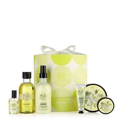 New Vegetarian The Body Shop Gifts Moringa Ultimate Collection