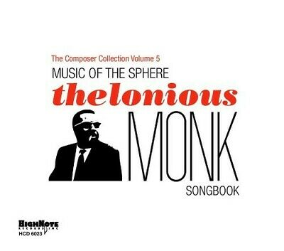 Music Of The Sphere-The Thelonious Mon (2010, CD NIEUW)