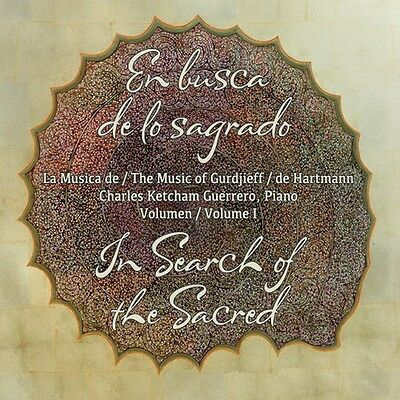 In Search Of The Sacred - Charles Ketcham (2014, CD NIEUW)