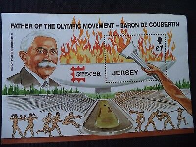 Baron De Coubertin (Father Of The Olympic Movement)