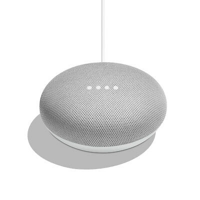 Google Home Mini -- Brand New 100% Authentic Australian Stock - White, Black