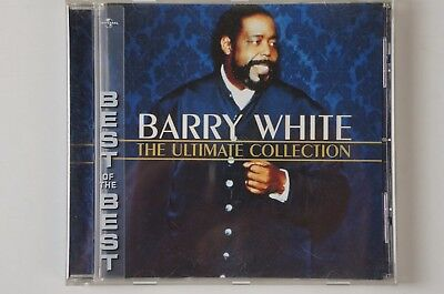 Barry White The ultimate Collection CD60