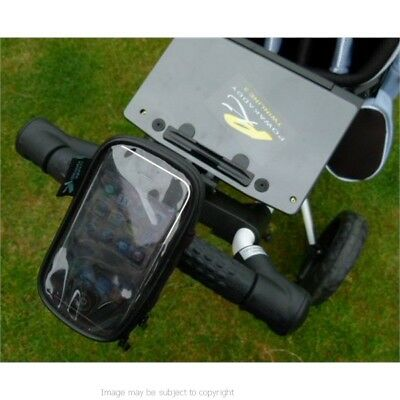 PRO Fit IPX4 Weatherproof Golf Trolley Phone Holder Mount for Galaxy S4 MINI