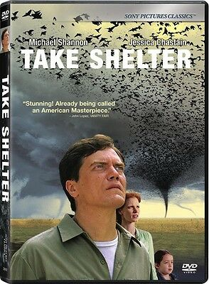 Take Shelter (2012, DVD NIEUW) WS2 DISC SET