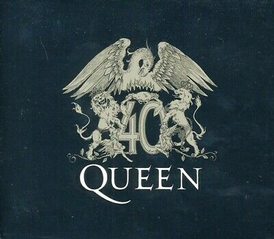 Vol. 1-Queen 40th Anniversary Collectors Box Set - Q (2011, CD NIEUW)10 DISC SET