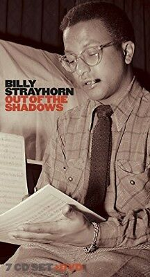 Out Of The Shadows - Billy Strayhorn (2014, CD NIEUW)8 DISC SET