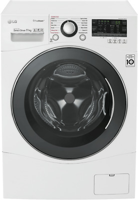 NEW LG WD1411SBW 11kg Front Load Washer