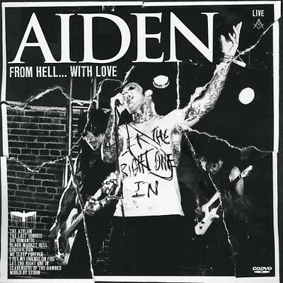 From Hell With Love - Aiden (2010, CD NIEUW)2 DISC SET
