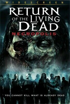 Return of the Living Dead 4: Necropolis (2006, DVD NIEUW) WS