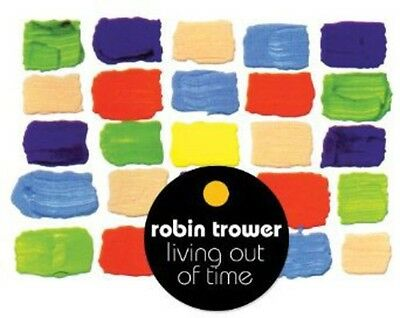 Living Out Of Time - Robin Trower (2013, CD NIEUW)