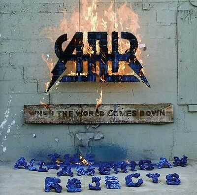When The World Comes Down - All-American Rejects (2008, CD NIEUW)