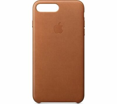 big sale 5755d 30cac APPLE IPHONE 8 Plus & 7 Plus Leather Case - Saddle Brown - Currys