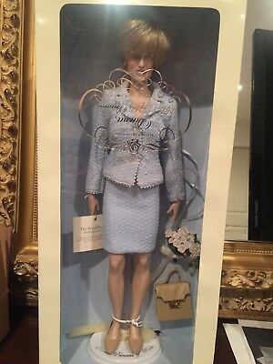 Diana - The People's Princess Porcelain Doll