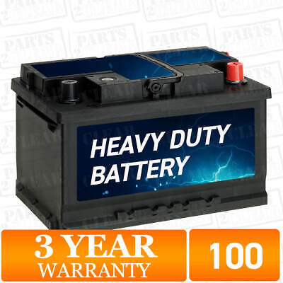 096R Titanium Car Battery 12V 640A - Fast & Free Delivery
