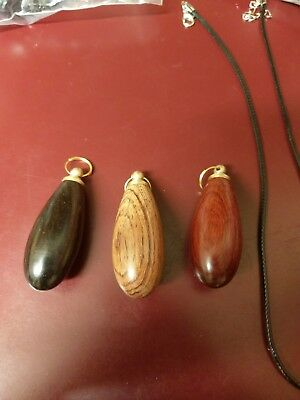 snuff bullet keychain necklace stash spot 3 for 2