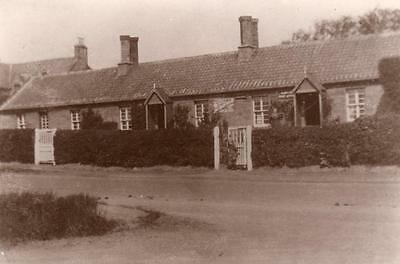 Gladsmuir Post Office ? Nr Haddington RP old pc used 1927 Juniper Green postmark