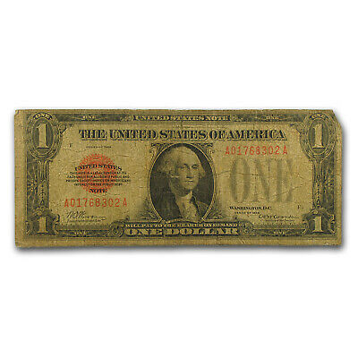 1928 $1.00 U.S. Note Legal Tender Good - SKU #33376