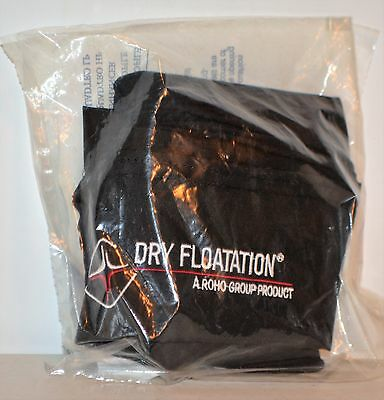ROHO Dry Flotation High Profile Cover  SC77 Black Cover ONLY New 7x7