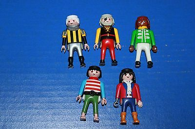 Playmobil Replacement Parts Pirate Figures (B)