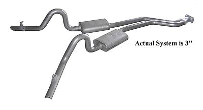 Pypes Performance Exhaust SGG51R Converter Back Exhaust System