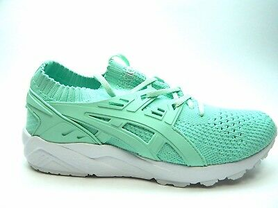 info for ad89a 589bf ASICS GEL KAYANO Trainer Knit H7N6N 8787 Bay Bay Women Shoes Size 7.5, 8 &  9.5