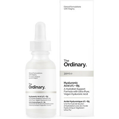 The Ordinary Hyaluronic Acid 2% + B5 Replenishes Moisture In Skin Layers