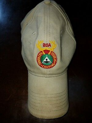 Scout Hat - BSA Boy Scouts of America  Size M/L